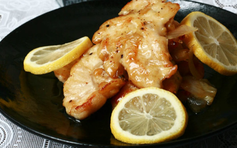 Chicken Limone Recipe