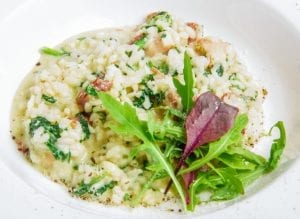 Chicken Pesto Risotto Recipe