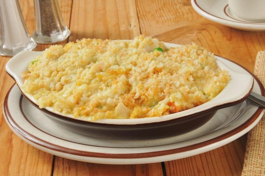 Chicken Millet Casserole Recipe
