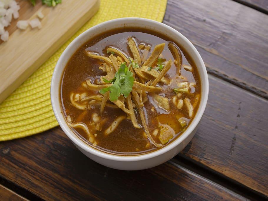 Hearty Chicken Tortilla Soup Recipe