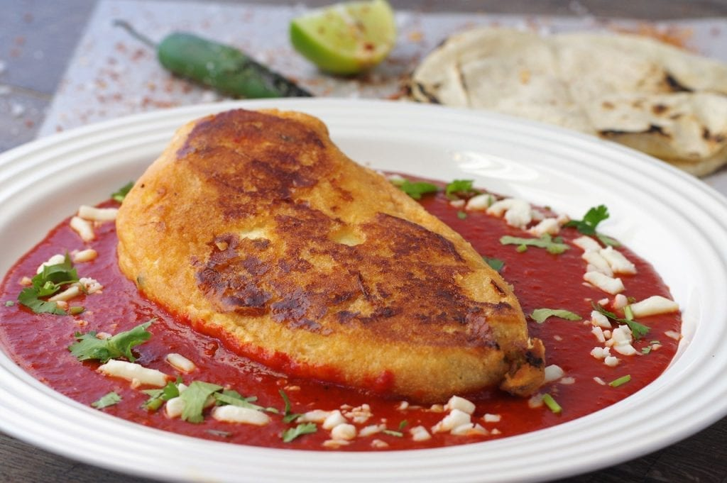 Chili Renello Pie with Fresh Tomato Salsa Recipe