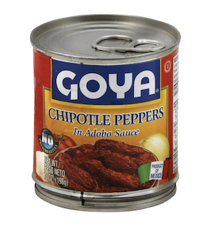 Goya Pepper Chiles Chipotle