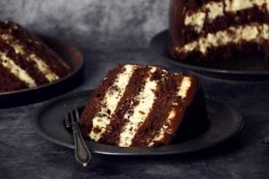 Chocolate Rum Cake Recipe