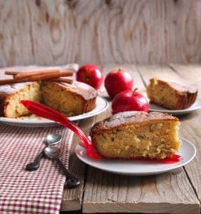 Chunky Applesauce Cake Recipe