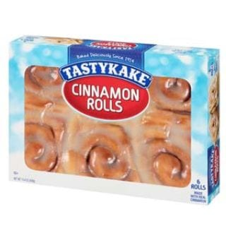 Tastykake Cinnamon Rolls