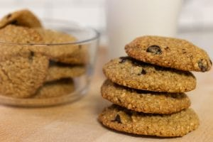 Cinnamon-Spice Oatmeal Raisin Cookies Recipe