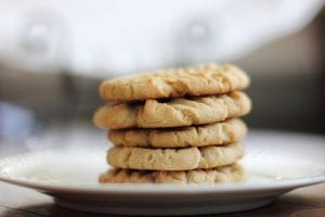 Cinnamon Toffee Pecan Cookies Recipe