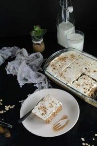 Classic Applesauce Cake Recipe