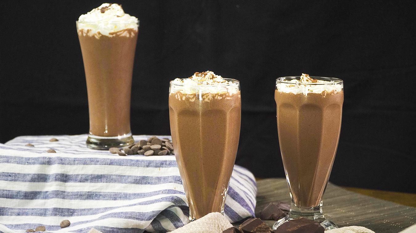 Cocoa Milkshake Recipe
