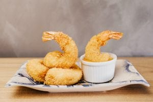 Coconut Beer-Battered Shrimp Recipe