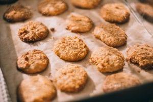 Coconut Cashew Crunchers Recipe