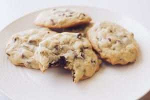 Coconut Chip Cookies Recipe