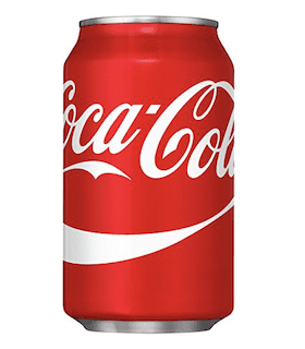 Coca-Cola Soda Soft Drink