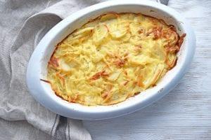 Comfort Potato Casserole Recipe