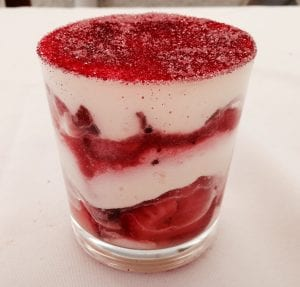 Rich Strawberry Tiramisu Recipe