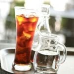 Cool Rhubarb Iced Tea Recipe