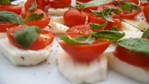 Copycat Buca di Beppo Mozzarella Caprese Recipe