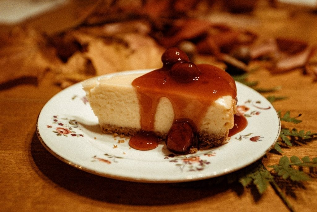 Copycat Cheesecake Factory Caramel-Coated Cheesecake Recipe