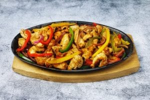 Copycat Chili's Chicken Fajitas Recipe