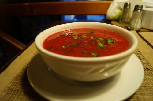 Copycat Dan's Cream of Tomato Soup Recipe