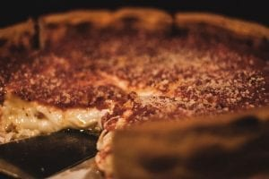 Copycat Giordano's Deep Dish Pizza Crust Recipe