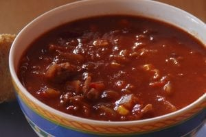 Copycat Golden Corral Timberline Chili Recipe