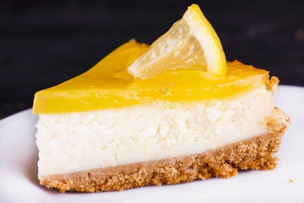 Copycat Marie Callender's Lemon Cream Cheese Pie Recipe