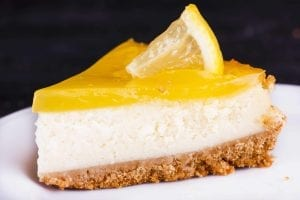 Copycat Marie Callender's Lemon Cream Cheese Pie Recipe