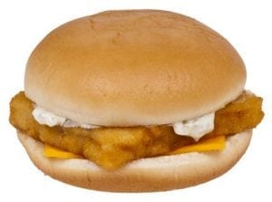 Copycat McDonald's Fish Filet Sandwich Recipe