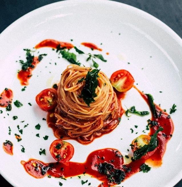 Copycat Olive Garden's Capellini Pasta Pomodoro Recipe
