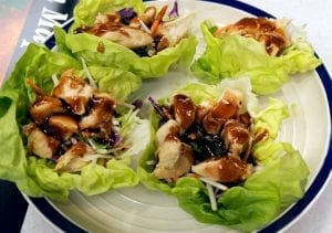 Copycat P.F. Chang's Lettuce Wraps Recipe