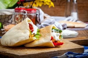 Copycat Pita Pit Pocket Recipe