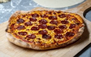 Copycat Pizza Hut Pepperoni Pizza Recipe