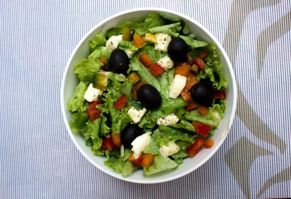 Copycat Potbelly Uptown Salad Recipe