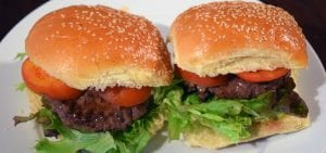 Copycat Red Robin's Classic Hamburger Recipe