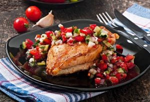Copycat Red Robin's Grilled Chicken Recipe