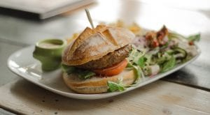 Copycat Ruby Tuesday Turkey Burger Recipe
