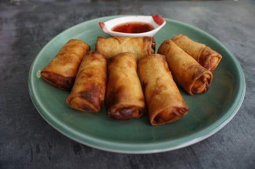Copycat Ruby Tuesday's Thai Spring Rolls Recipe