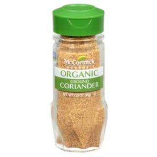 McCormick Gourmet Organic Ground Coriander