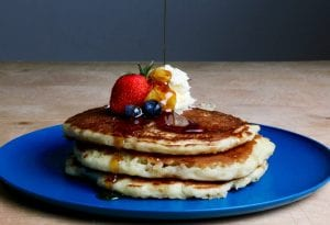 Cottage-Cheese Pancakes Recipe