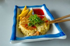 Crab Cakes Made Easy Recipe