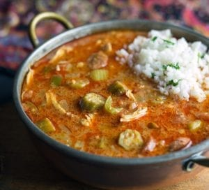 Crab-Okra Gumbo Recipe