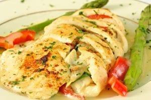 Crab Stuffed Filet of Sole Recipe