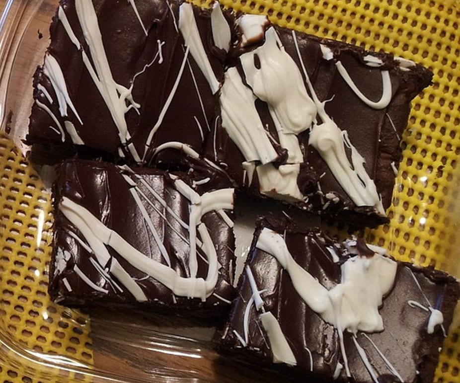 Cream Cheese Swirl Brownies Recipe