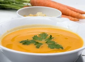 Cream Of Carrot Soup Recipe