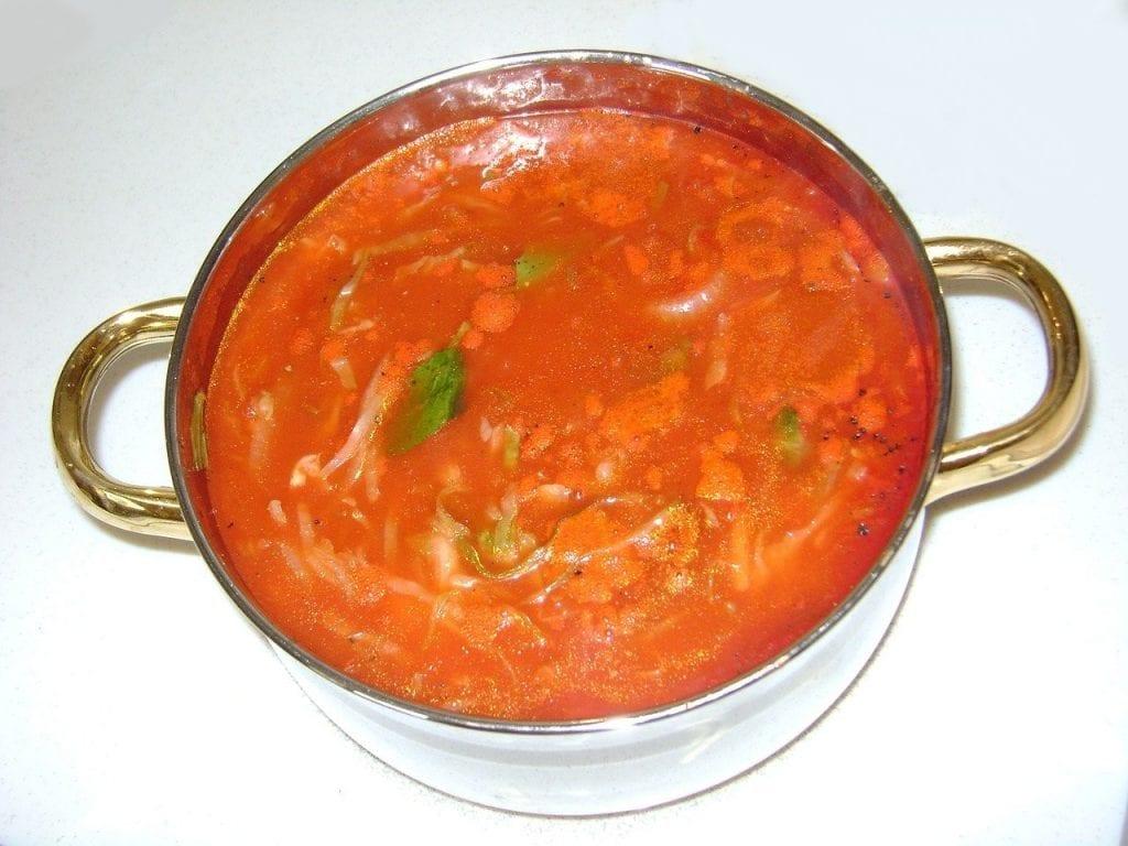 Crockpot Cabbage Chili Soup Recipe