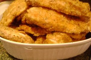 Crockpot Chicken Strips Recipe