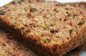 Crockpot Zucchini Bread Recipe