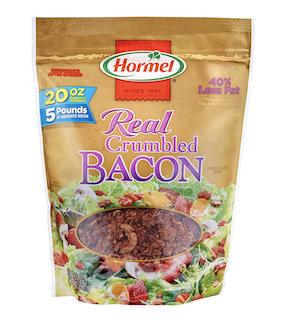 Hormel Premium Real Crumbled Bacon