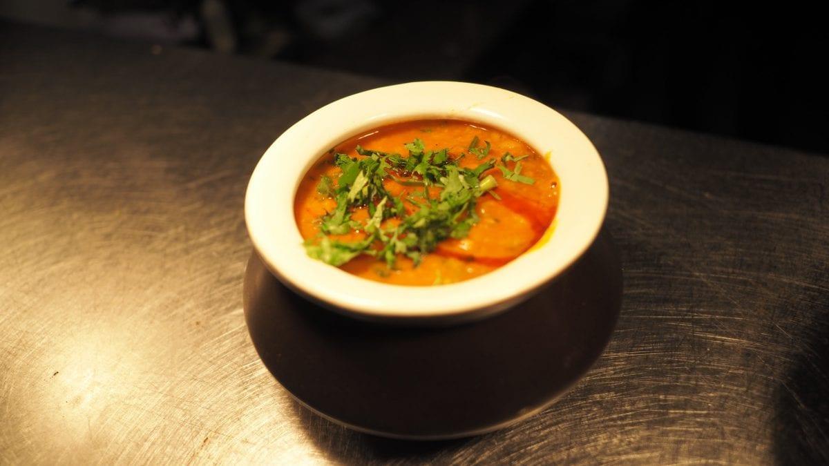 creamy curry soup